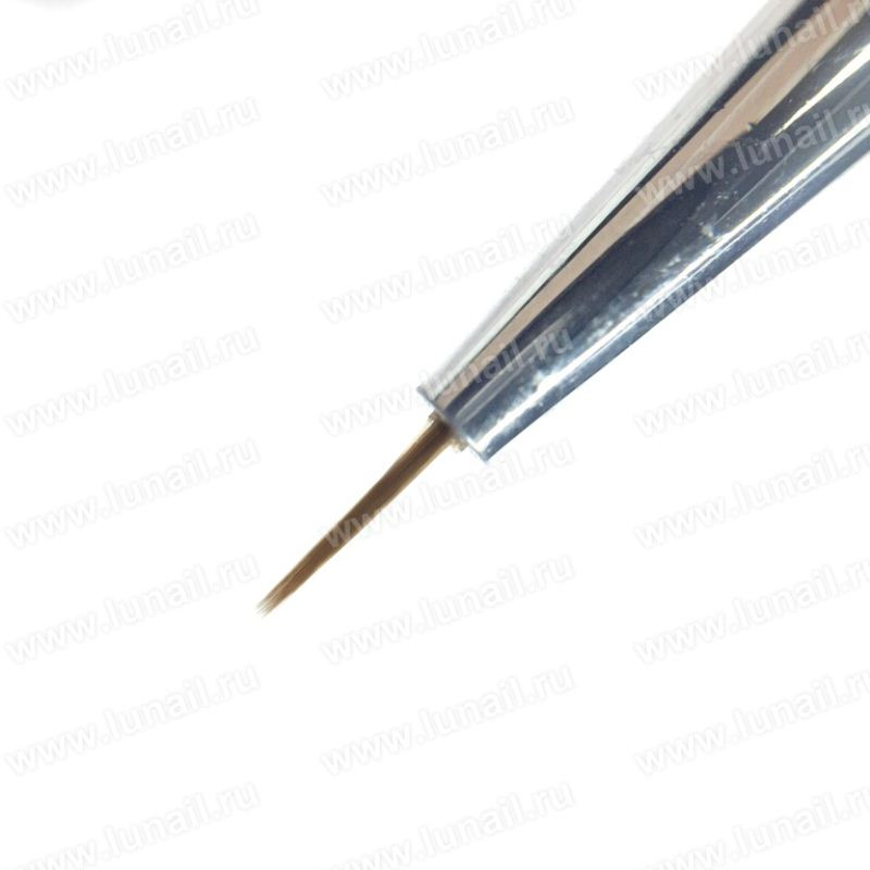 Πινέλο Lunail για λεπτές γραμμές №0 με πέρλες