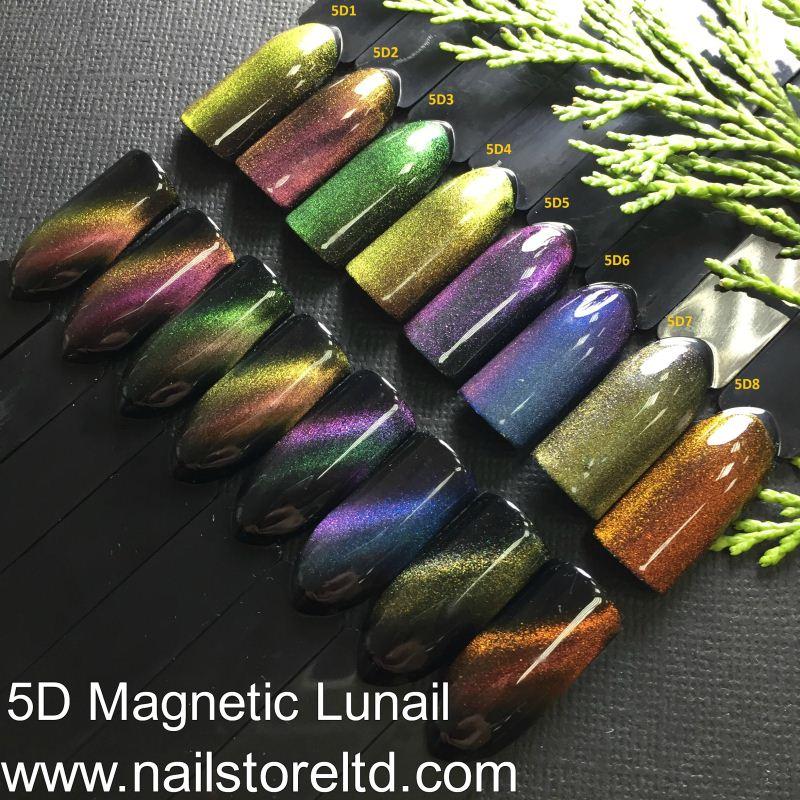 Gel polish 5D7 Lunail 10ml