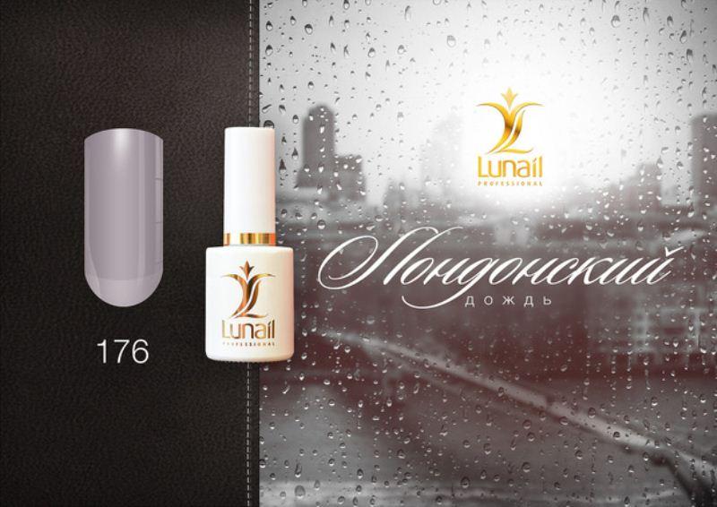 Gel polish 176 Lunail 10 ml