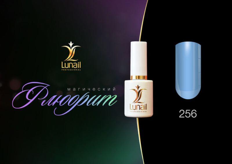 Gel polish 256 Lunail 10ml