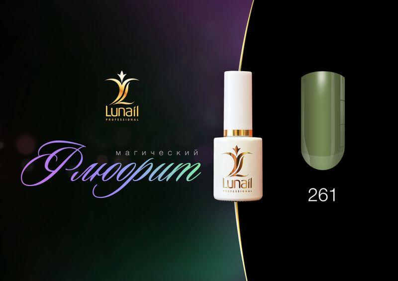 Gel polish 261 Lunail 10 ml