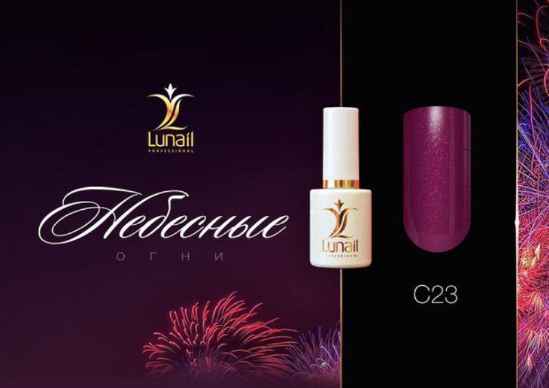Gel-Lac C23 Lunail 10ml