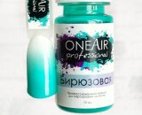 Paint for airbrushing OneAir Turquoise 10ml