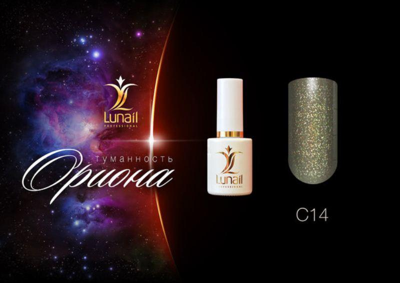 Gel-Lac C14 Lunail 10ml