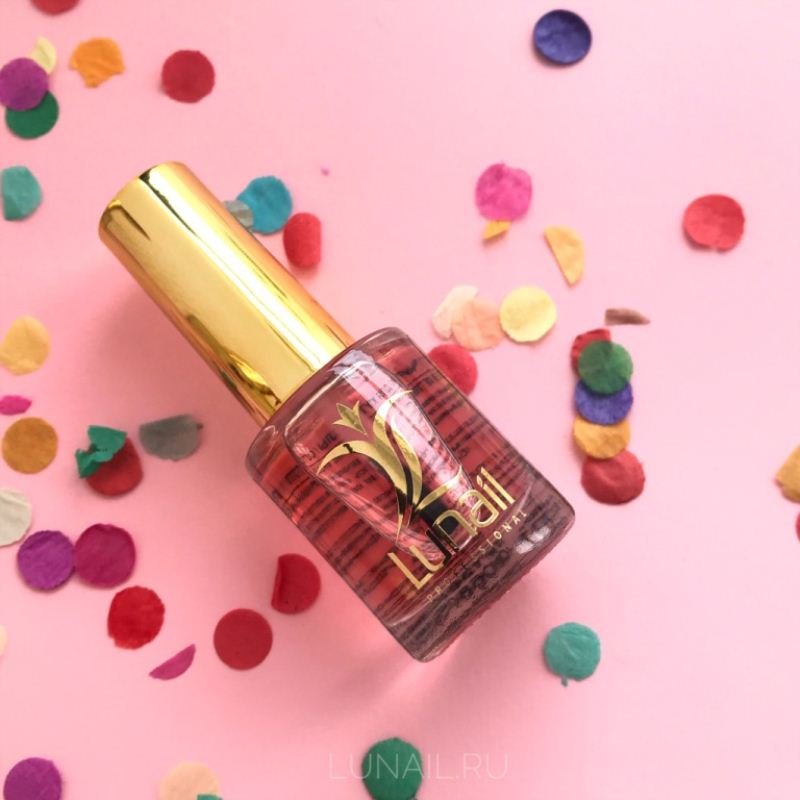 "Lunail oil for cuticle Λαδάκι επωνυχίων ""Creme-brulee"" 10ml"