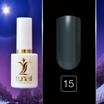 Gel polish 15 Lunail 10ml