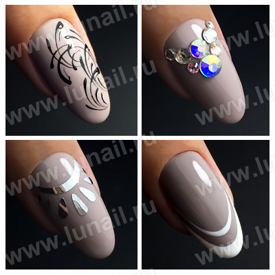 Gel polish 134 Lunail 10 ml