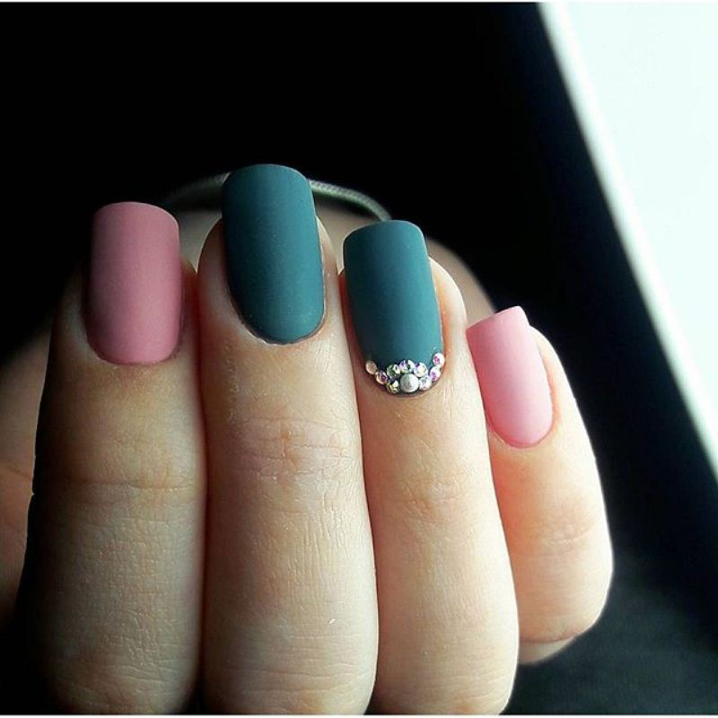 Matte Top Lunail gel polish 10 ml