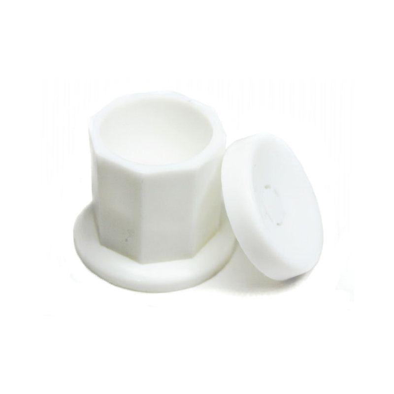 Ποτηράκι ακρυλικού πλαστικό με καπάκι