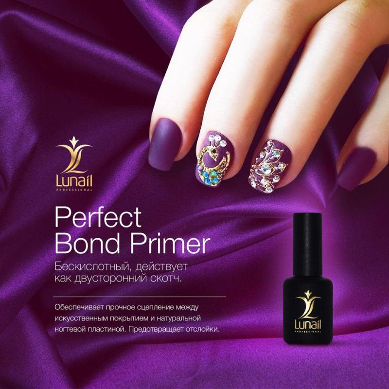 Acid-free primer Perfect Bond Primer Lunail 18 ml