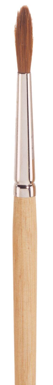 The Edge No.6 Kolinsky Round Brush - Πινέλο Ακρυλικού