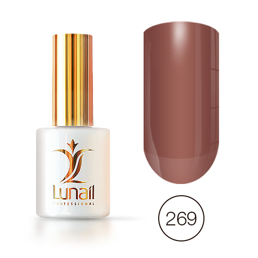 Gel Lacquer 269 Lunail 10ml