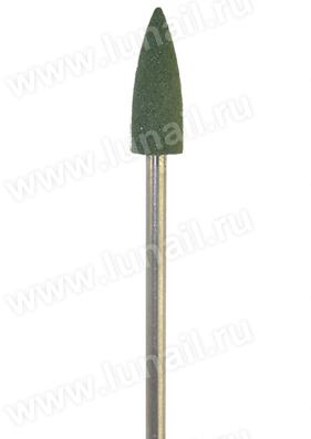 No. 27 Polisher bullet-shaped Green (medium)
