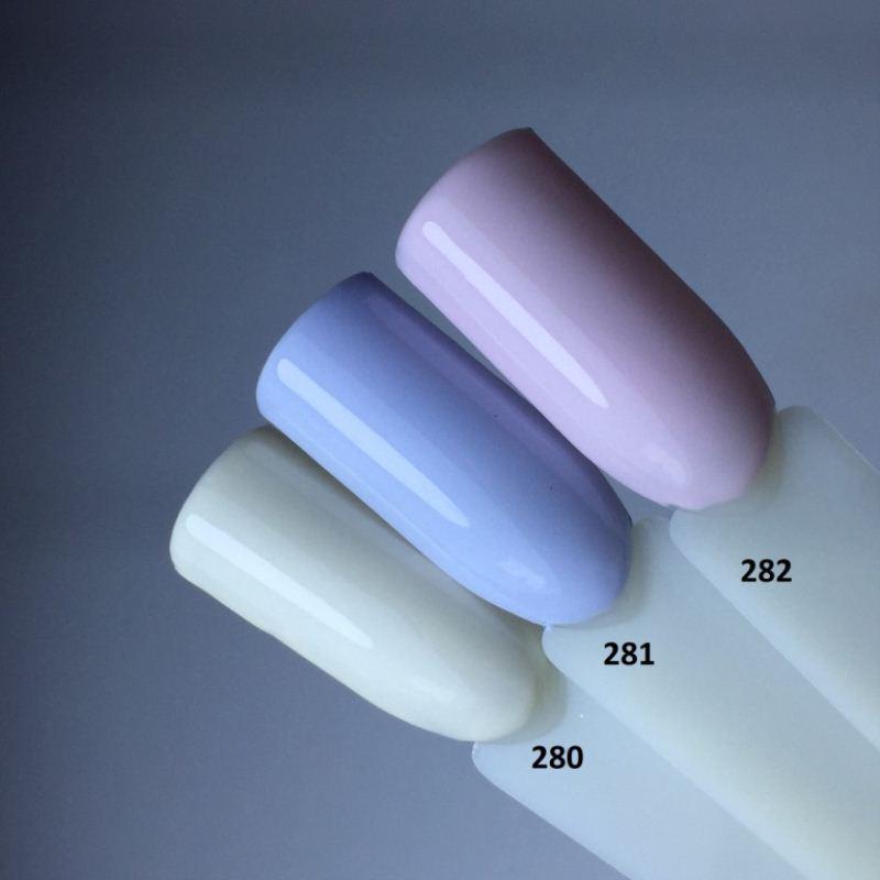 Gel polish 281 Lunail 10 ml