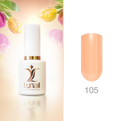 Gel Lacquer 105 Lunail 10ml