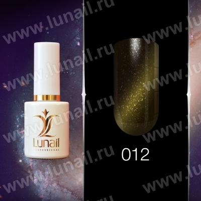 Gel polish 012 Lunail magnetic 10ml