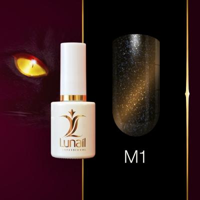 Gel polish M1 Lunail magnetic 10ml