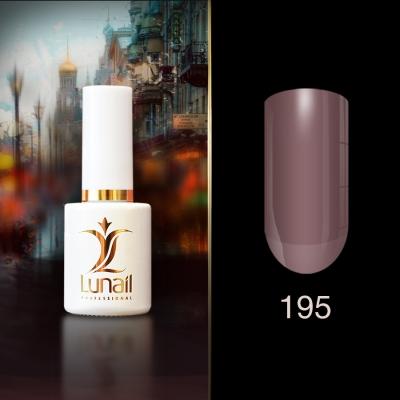 Gel polish 195 Lunail 10ml
