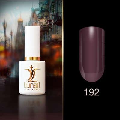 Gel polish 192 Lunail 10ml