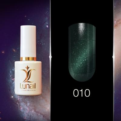 Gel polish 010 Lunail magnetic 10ml