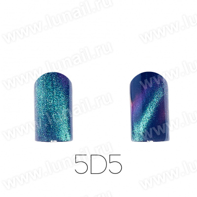 Gel polish 5D5 Lunail 10ml