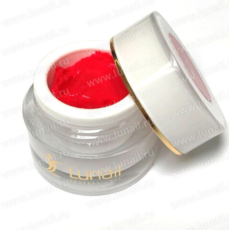 3D Plasticine Lunail PL11 (Red) 5 g