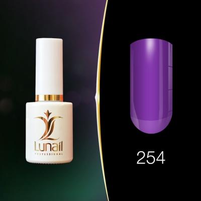 Gel polish 254 Lunail 10ml
