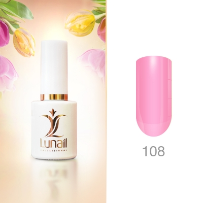 Gel Lacquer 108 Lunail 10ml