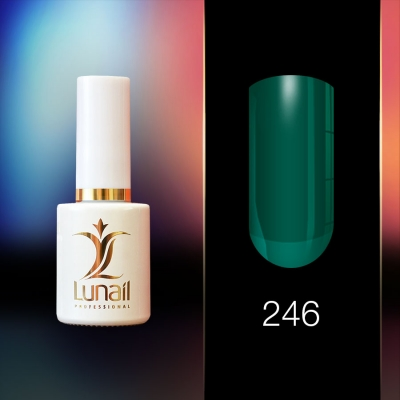 Gel polish 246 Lunail 10ml