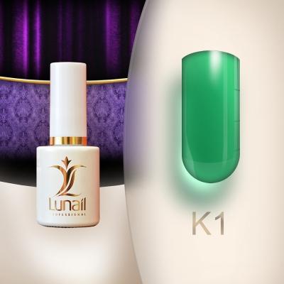 Gel polish K1 Stained Glass 6 ml