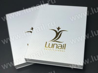 Lunail book-palette for 216 samples