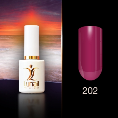 Gel polish 202 Lunail 10ml