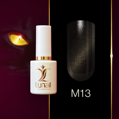Gel polish M13 Lunail magnetic 10ml
