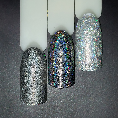 PH1 Silver Holographic