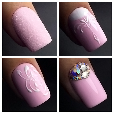 Gel polish 64 Lunail 10ml