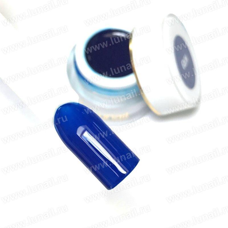 "Gel paint Lunail blue ""KR9"" 5 ml"