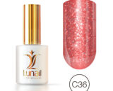 """Gel polish """"Yuki"""" C36 Lunail 10ml"""