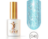 """Gel polish """"Yuki"""" C40 Lunail 10ml"""