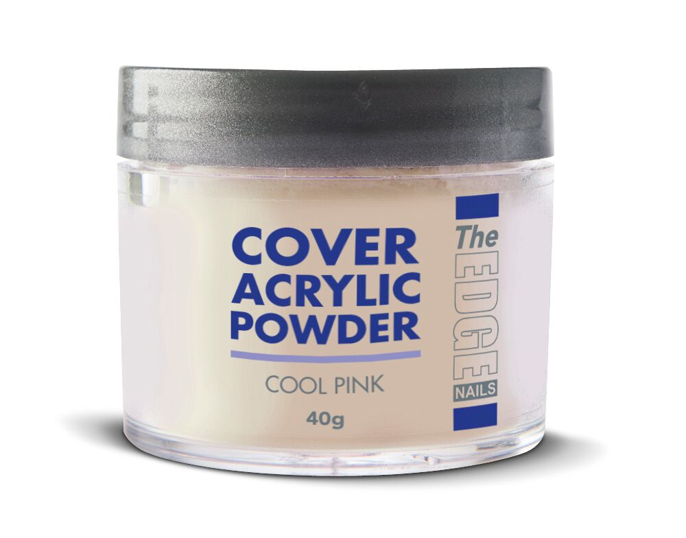 The Edge Cover Acrylic Powder Cool Pink 40 gr