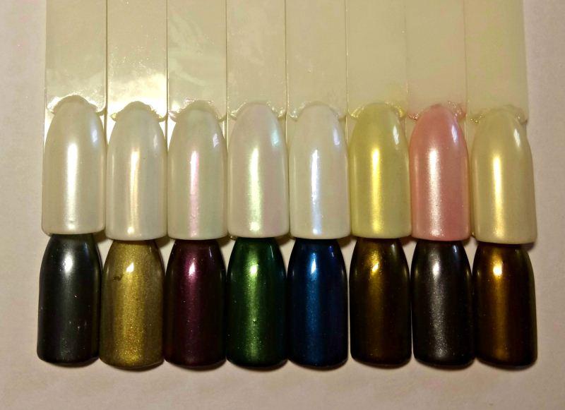 Pearl color pigment - 01