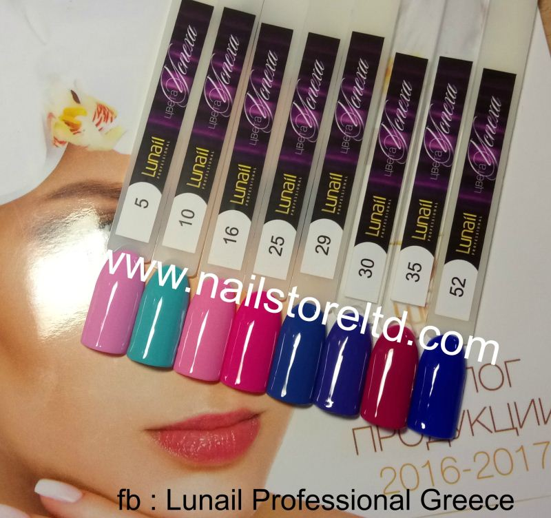 Gel Varnish 30 Lunail 10ml
