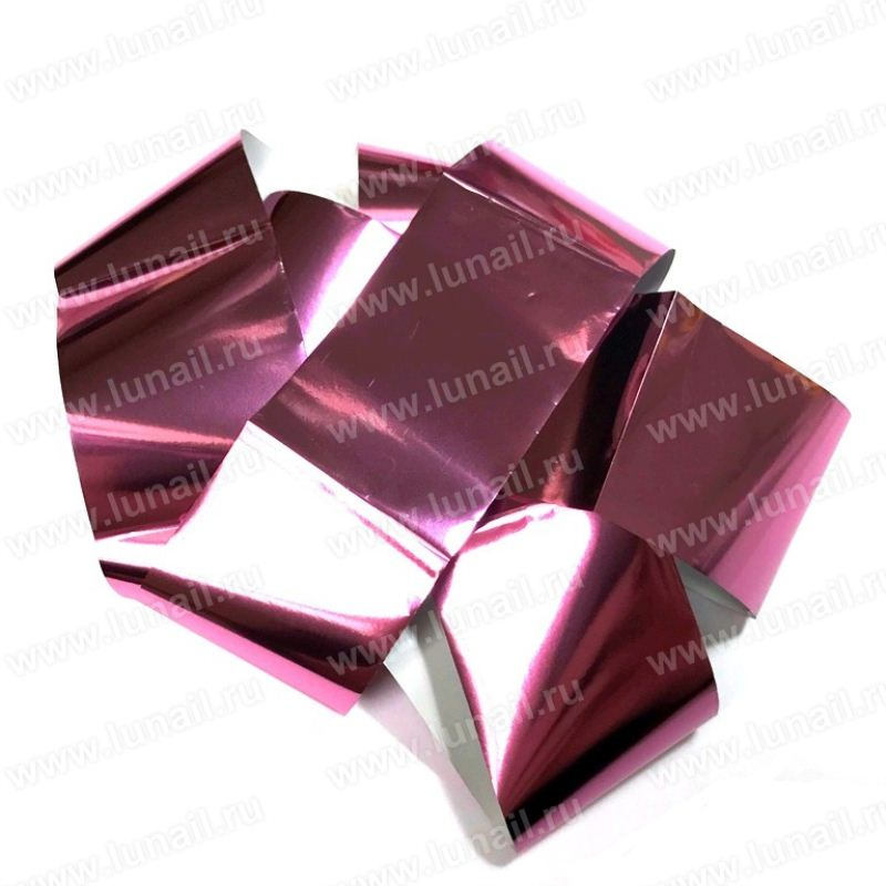 Foil Gloss Pink
