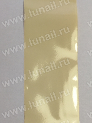 Foil matte beige