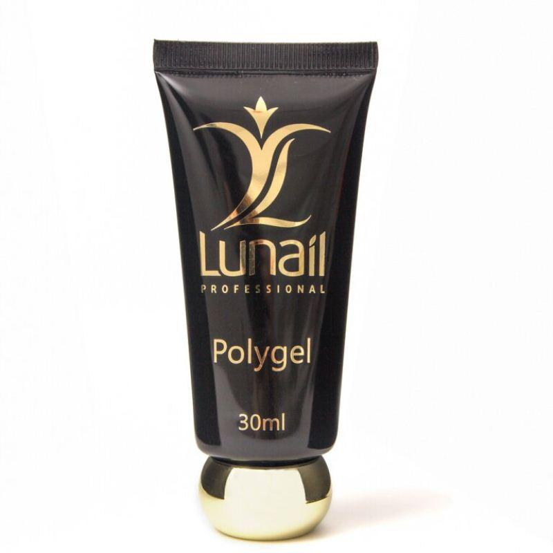 Polygel Lunail - WHITE (30 ml)