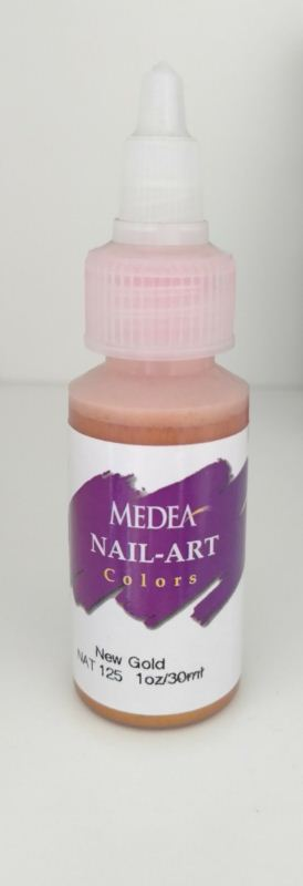 Medea Airbrush Color New Gold 30 ml