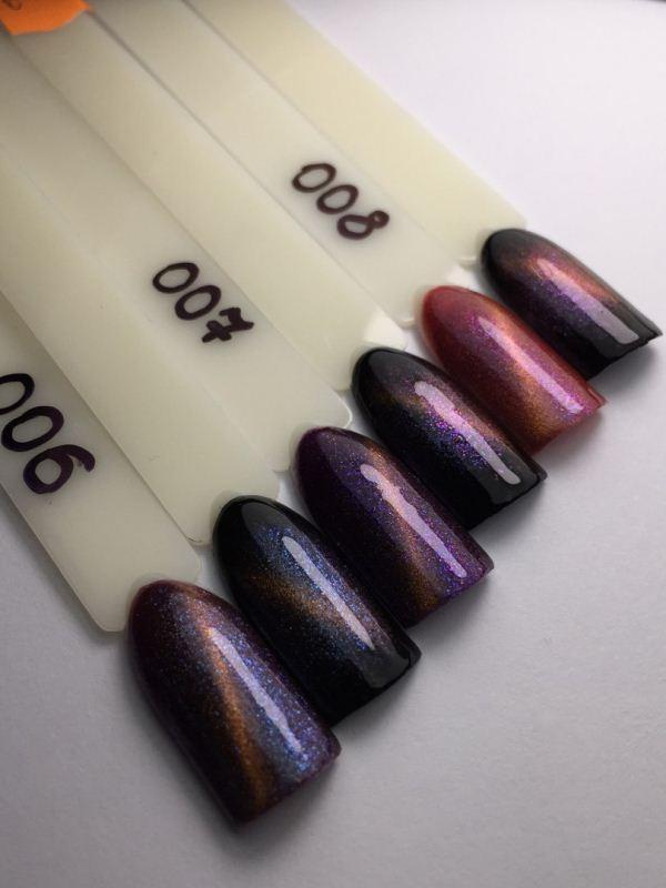 Gel polish 007 Lunail magnetic 10ml