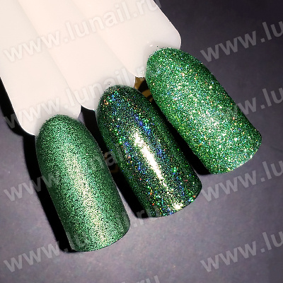 PH3 Green holographic