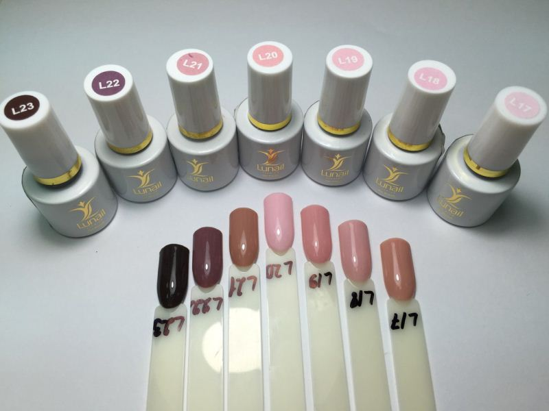 Gel polish L18 Lunail 10 ml