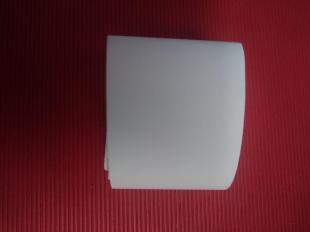 Foil White Matte