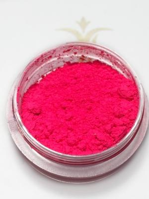 Fluorescent neon pigment Lunail (pink)